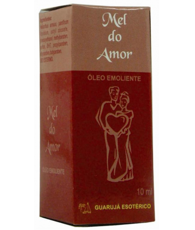 OLEO-MEL DO AMOR - 10ML - M�stica Moraes